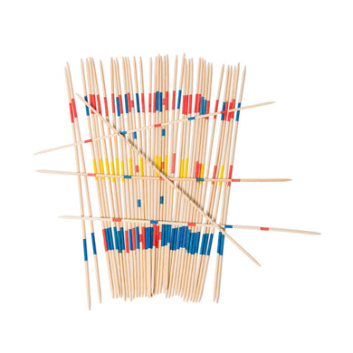 Game - Giant pick up sticks - From Moulin roty's les petites merveilles collection - Moulin Roty