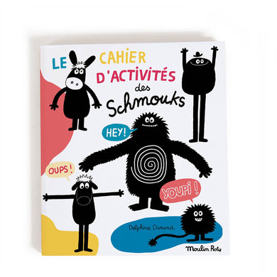 Les Schmouks - Activity Book