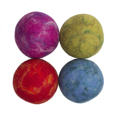 Marble Balls (2.8 in) /4pcs
