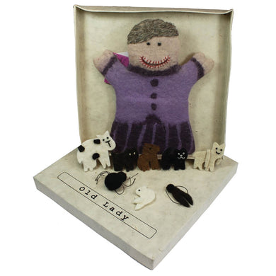 Old Lady Who Swallowed a Fly, 9pc Boxed Set