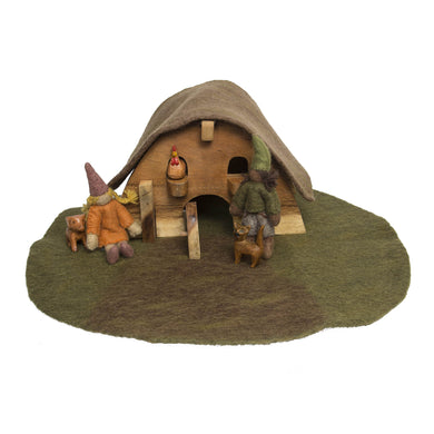 Fairy World - Gnome House Set