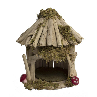 Wooden toys - Wooden fairy house - Children toys - From Papoose's fairy world collection - Papoose