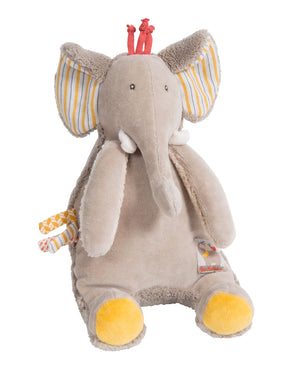 Moulin Roty - Elephant Music doll