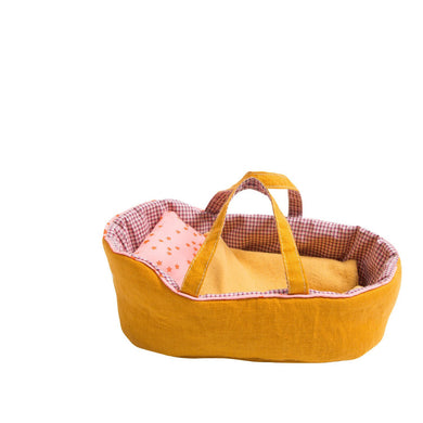 Moulin Roty - Medium Tangerine Moses Bed