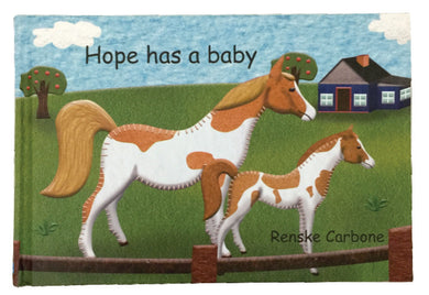 Hope has a Baby Book & Toy
