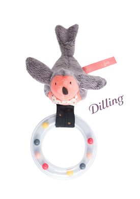 Moulin Roty - Ring Rattle Bird