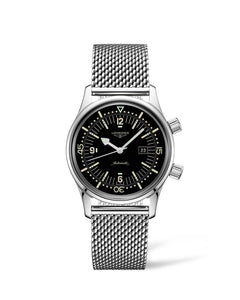 Longines Heritage Legend Diver Watch - L37744506