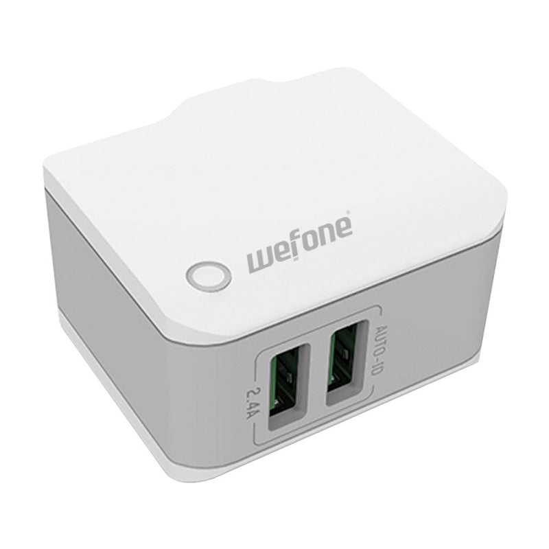 Cargador Pared Inteligente Wefone 2.4a