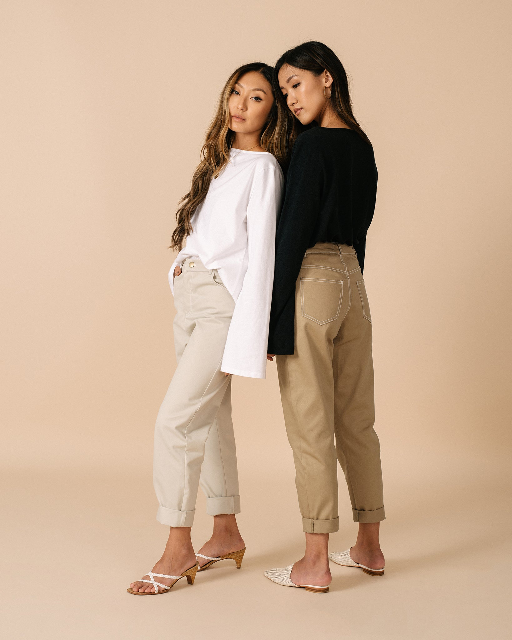 The Emma Pant - 50% Off