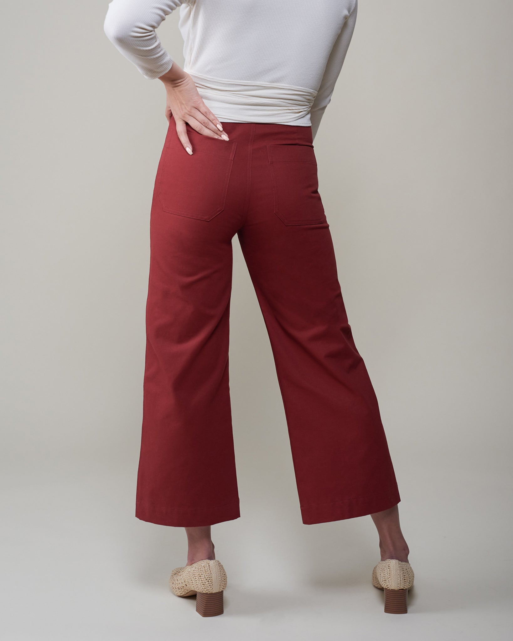 The Carmen Pant - 40% Off