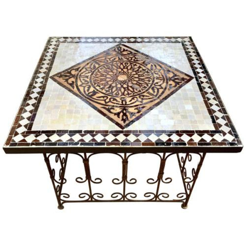 Outdoor and Mosaic Tables