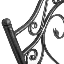 Load image in gallery viewer, moroccan headboard 90cm iron