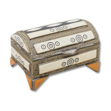 Load image in gallery viewer, Moroccan jeweler bone chest