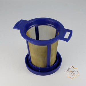 permanenter Filter Blue Tea Kaffee