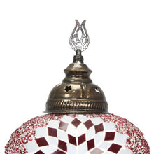 Upload image to gallery viewer, Turkish trim table lamp