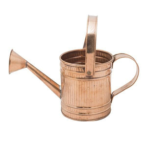 Moroccan copper watering can