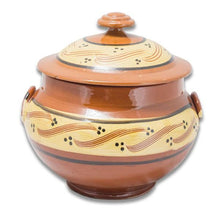 Load image in gallery viewer, Moroccan painted ceramic tureen