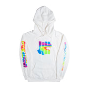HOT IN  HERE HOODY - WHITE