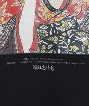 UKIYOE SMOKING KILLS TEE