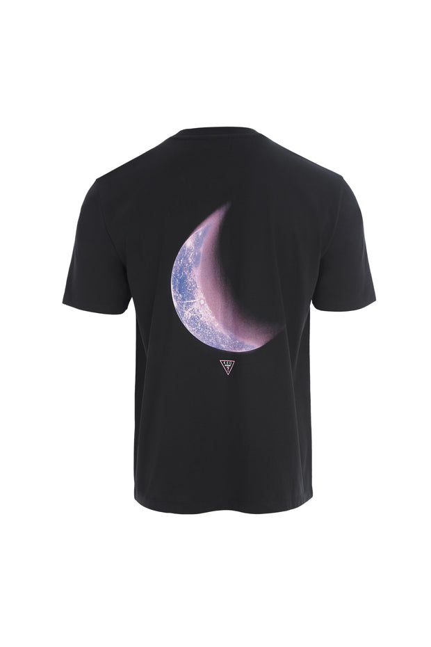 GUESS MOONCHILD S/SLV TEE SHIRT