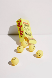 SMILEY PINGPONG BALLS