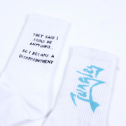 DISAPPOINTMENT SOCKS