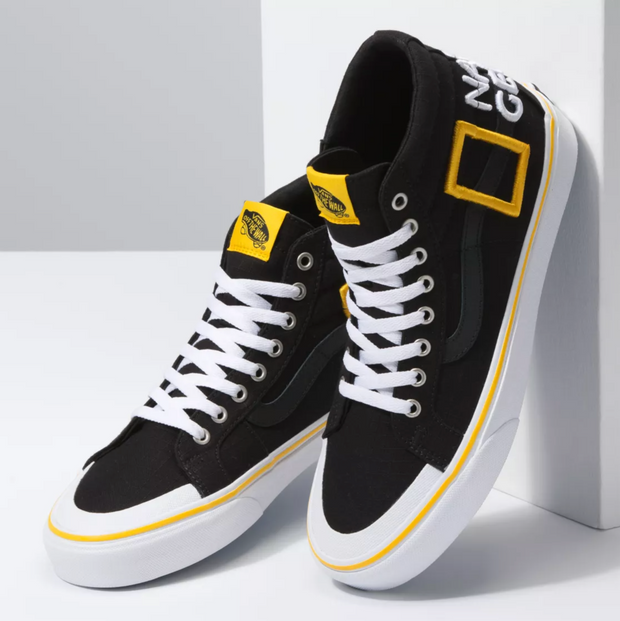 Vans x National Geographic Sk8-hi Reissue 138