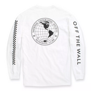 Vans x National Geographic Globe Long Sleeve T-Shirt