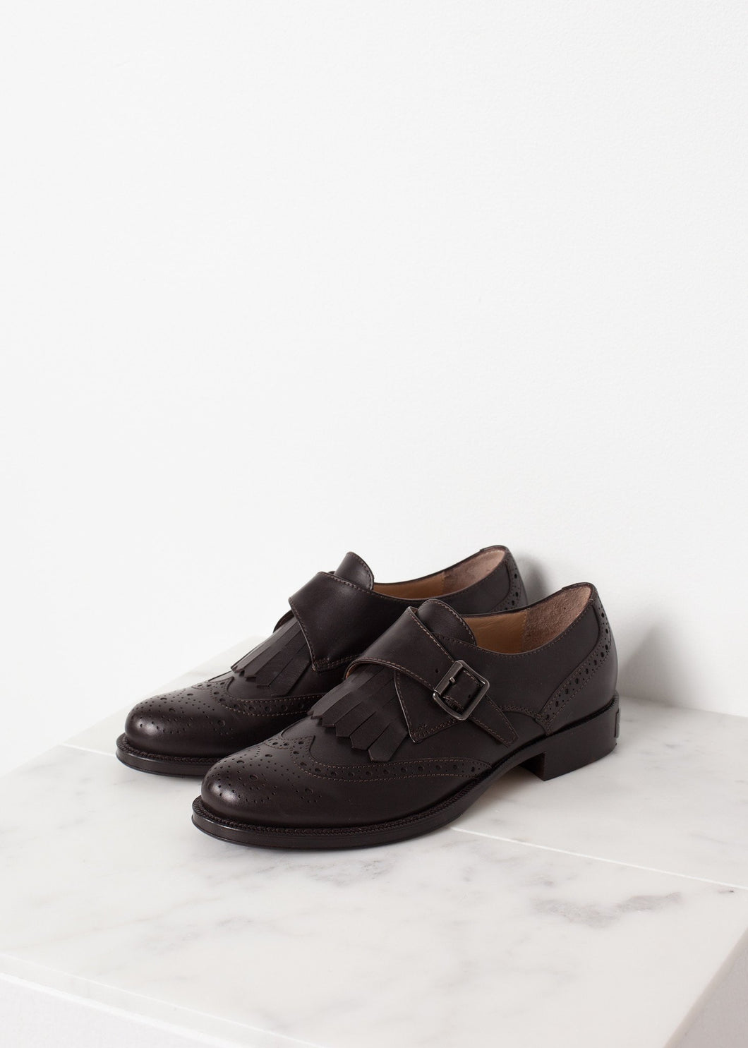 Golf Shoes in Brown