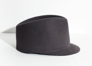 Kraig Hat in Steel Grey