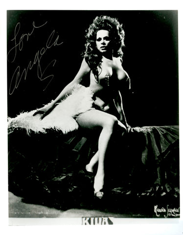 ANGELA KIVA - AUTOGRAPHED in Silver!