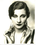 Unknown 1920s Broadway Glamour Star - ORIGINAL PRINT