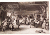 Greatbach, W.; after Sir David Wilkie: The Penny Wedding