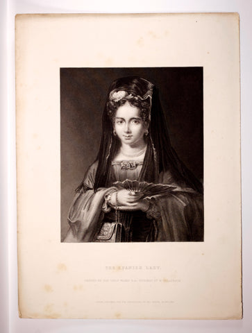 Greatbach, W., after Sir David Wilkie: The Spanish Lady