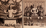 Pollard, Robert (1755-1838): AMIDA worship from Japan & Confucius in China