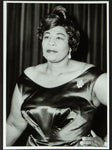 Ella Fitzgerald - RARE photo