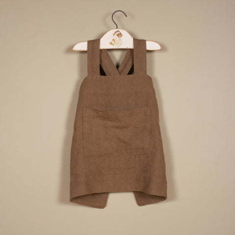 Pinafore Apron Forest