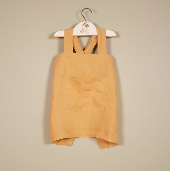 Pinafore Apron Honey