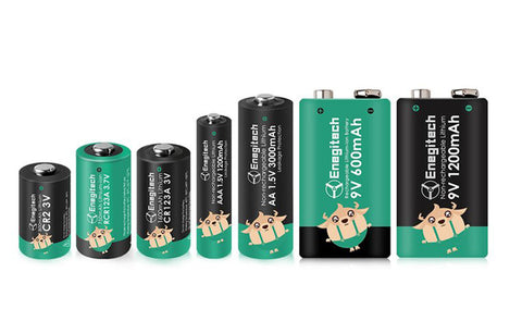 The Benefits of Rechargeable Household Batteries