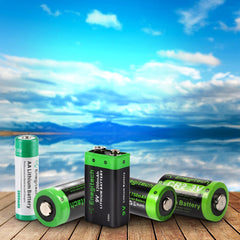 Enegitech - Recycle Household Batteries