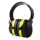 Noise Canceling Ear Muffs SNR 34dB Hearing Protection Earmuffs with 2 Pairs Ear Plugs