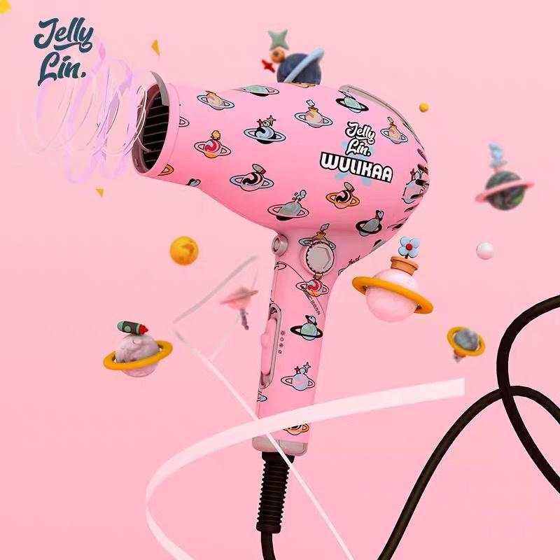 WULIKAA Hair Dryer 1800W 超大功率風筒