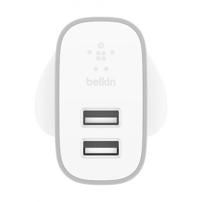 BELKIN Boost Charge 2端口家用充電器