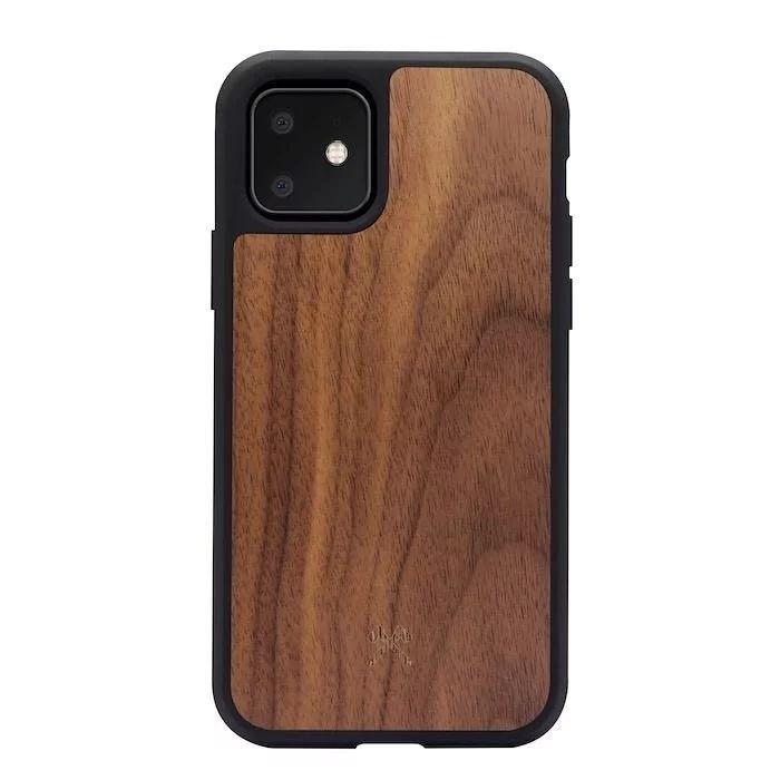 WOODCESSORIES iPhone 11胡桃木手機殼