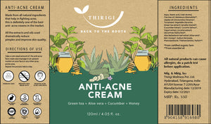 Anti-Acne Cream