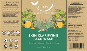 Skin Clarifying Face Wash