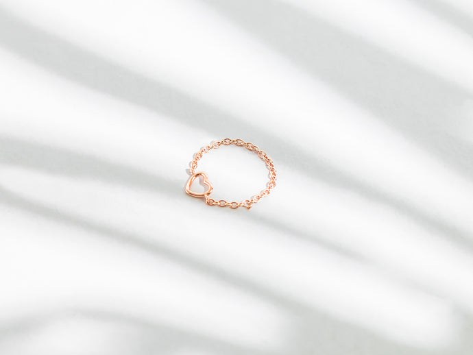 Self-Love Collection - Chain Ring