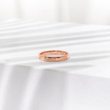 Load image into Gallery viewer, Resilience Ring - 14k Rose Gold Plated