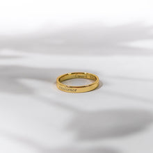 Load image into Gallery viewer, Resilience Ring - 14k Gold Plated