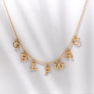 GRLPWR Collection - Gold Necklace